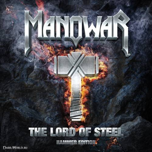 Manowar - The Lord Of Steel - обложка альбома