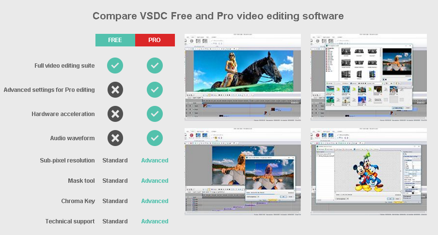 VSDC Video Editor Pro Video Editing PCMag Australia